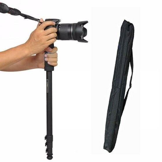 Monopé Com Bag Wt-1003 1,70m Sony Nikon Canon Até3kg Weifeng
