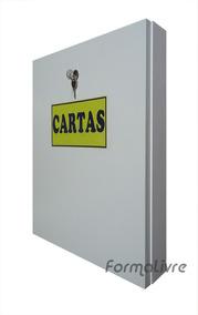 Caixa De Correio Cartas Parede Condomínio E Residências