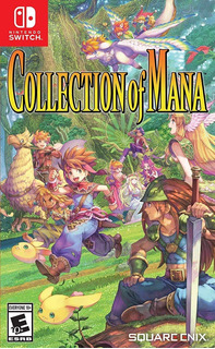 Collection Of Mana- Juego Físico Nintendo Switch - Sniper