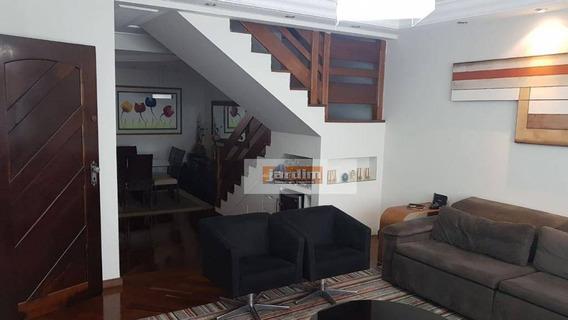 Sobrado Com 4 Dormitórios À Venda, 270 M² Por R$ 950.000 - So2376