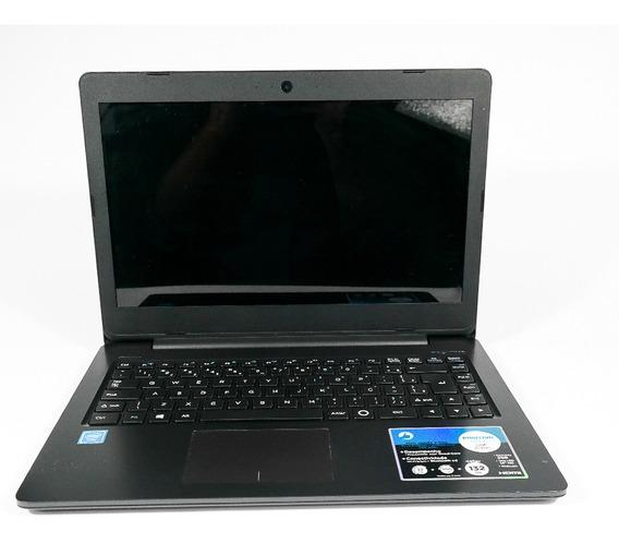 Notebook Barato Positivo Stilo One Xc3550 2gb 32gb Seminovo