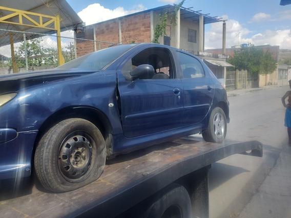 Peugeot 206 Automático X Partes