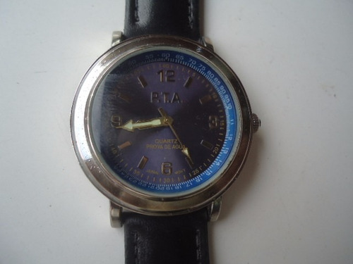 Relógio P. T. A Quartz