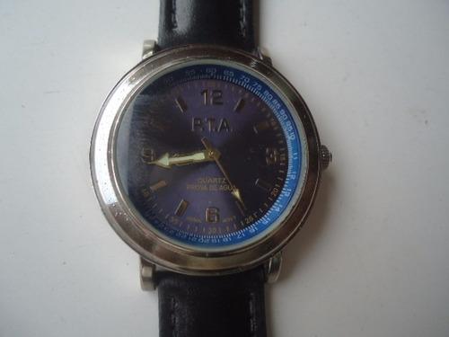 Relógio Masculino Social P. T. A Quartz