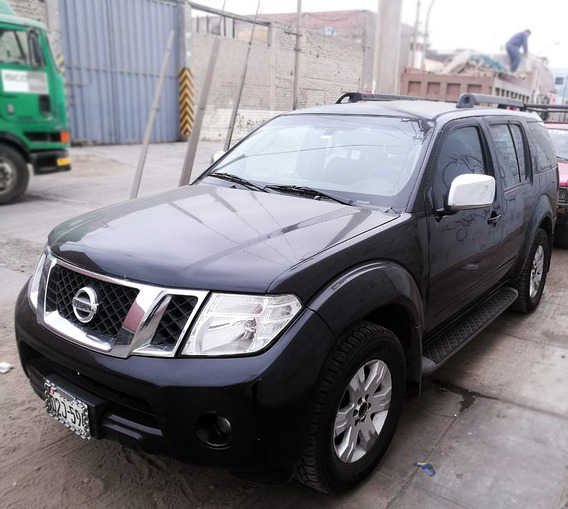 Vendo Nissan Pathfinder 4x4