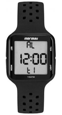 Relógio Mormaii Unissex Wave Mo6600/8p