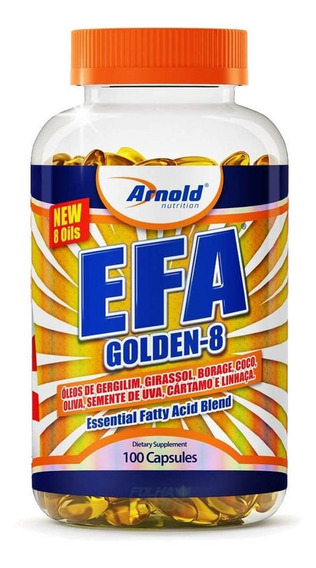 Efa Golden 100 Softgels - Arnold Nutrition