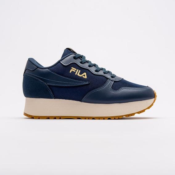 Zapatillas Fila De Mujer Euro Jogger Wedge