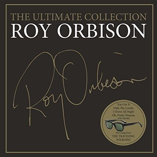 Cd : Roy Orbison - Ultimate Collection (holland - Import)