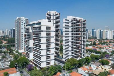 Cobertura Residencial À Venda, Brooklin, São Paulo. - Co0020