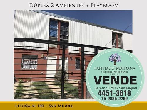 Venta De Duplex En San Miguel