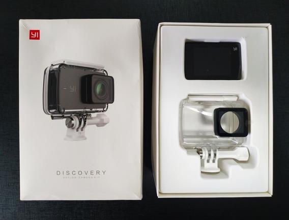 Câmera Ação Xiaomi Yi 4k