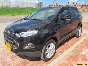 Ford Ecosport Titanium At 2000cc 4x2