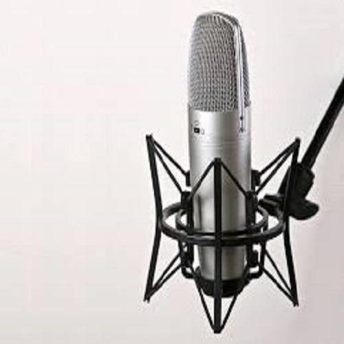 Gravação Para Carro De Som, Vinheta, Spot (voz+trilha)