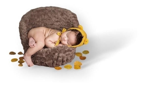 Poltrona Posicionadora 01 Newborn Posing Mini Sofá Props Gg