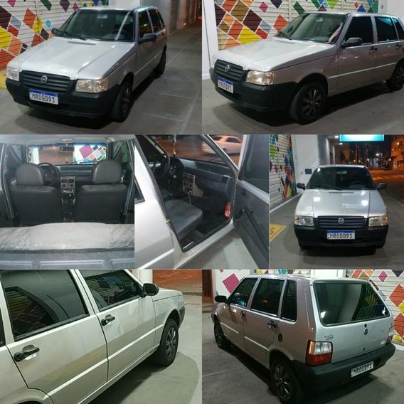 Fiat Uno Mille 1.0 Fire 8v 4p