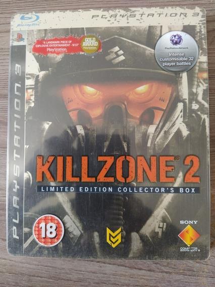 Killzone 2 - Playstation 3 - Steelbook Edition