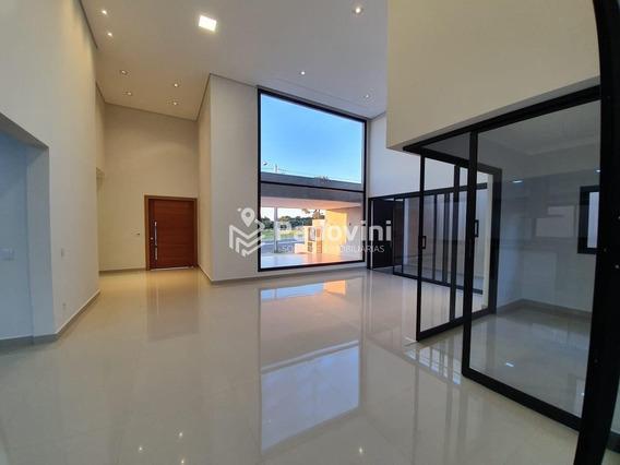 Casa Em Condominio À Venda, 3 Quartos, 3 Vagas, Jardim Shangrilá - Bauru/sp - 467