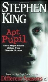 Livro Apt Pupil Stephen King