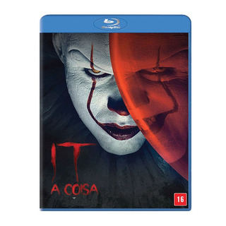 Blu-ray - It: A Coisa