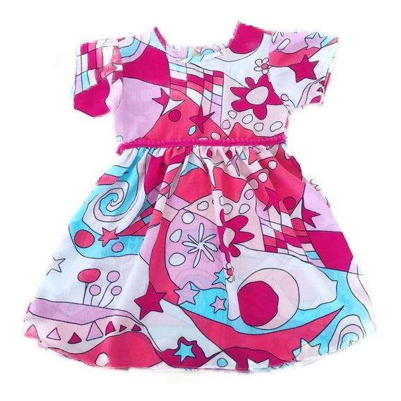 Vestido Crepe Infantil - Promoção