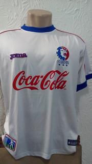 Camisa Oficial Olímpia Honduras - Joma 2004 G Colecionador