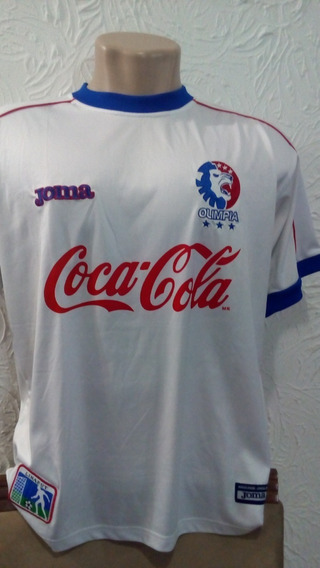 Camisa Oficial Olímpia Honduras Joma 2004 G Frete Grátis