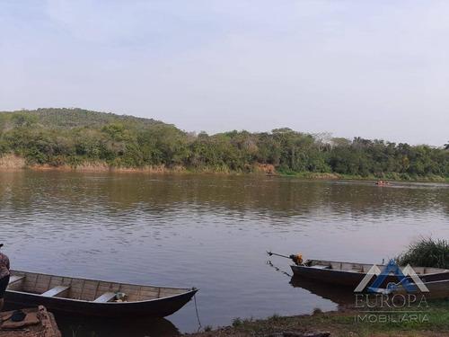 Chácara Com 2 Dormitórios À Venda, 1200 M² Por R$ 198.000,00 - Rural  - Ibiporã/pr - Ch0099