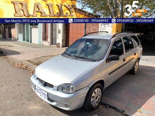 Chevrolet Corsa Wagon Full Financiamos 100%