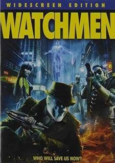 Dvd : - Watchmen (widescreen)