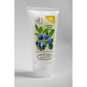Crema Para Manos Hidratante Arandano Ozona Patagonia 60gr