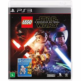 Lego Star O Despertar Da Força. Midia Fisica.