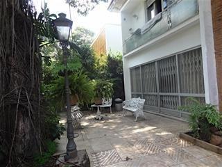 Casa Com 4 Dormitórios À Venda, 300 M² Por R$ 8.600.000 - Jardim Paulista - São Paulo/sp - Ca14368