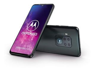 Motorola One Zoom Alexa Hands-free 6,4 4gb 128gb Dual Sim