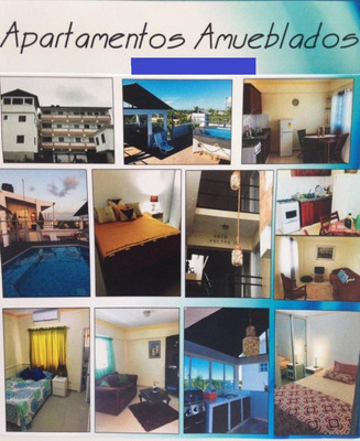 Alquiler Apartamentos Cerquita De La Playa Boca Chica