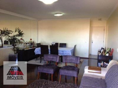 Apartamento Residencial À Venda, Vila Frezzarin, Americana. - Ap1561