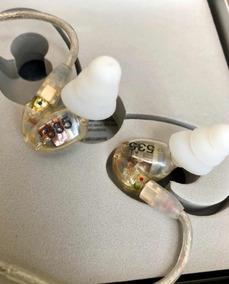 Fone In Ear Shure Se535 Original