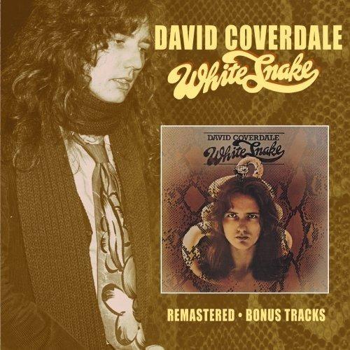 Coverdale David White Snake Importado Cd Nuevo