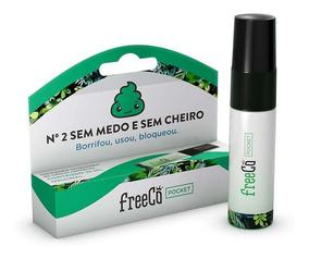Bloqueador De Odor Sanitário Freecô Pocket Capim Limão 15ml
