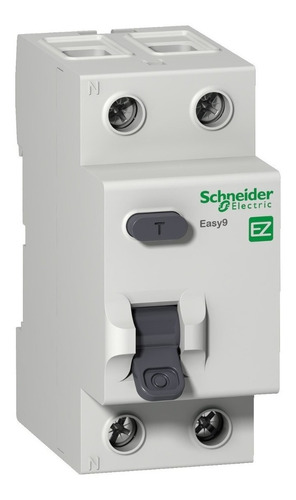 Disyuntor Diferencial Schneider Bipolar 2x40 Amp