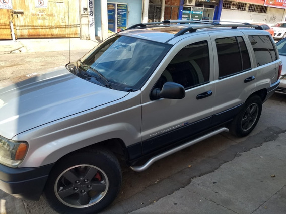 Jeep Grand Cherokee 2004 Freedom Edition 6cl Motor 4.0