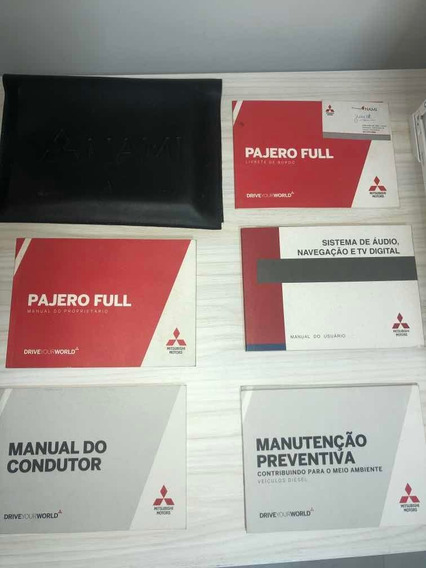 Manual De Proprietário Pajero Full 2017