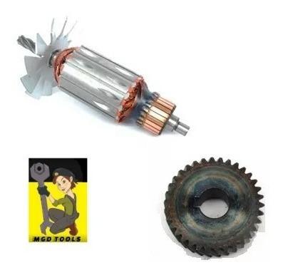 Kit Rotor E Engrenagem Serra Circular Makita 5800h - 110v