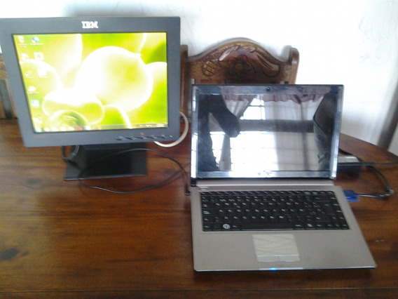 Laptop Con Monitor Amd 15