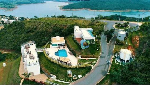 Casa À Venda, 100 M² Por R$ 499.900,00 - Escarpas Do Lago - Capitólio/mg - Ca1515