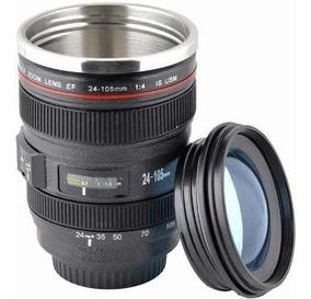 Copo Caneca Lente Camera Termica Fotografica 24-105