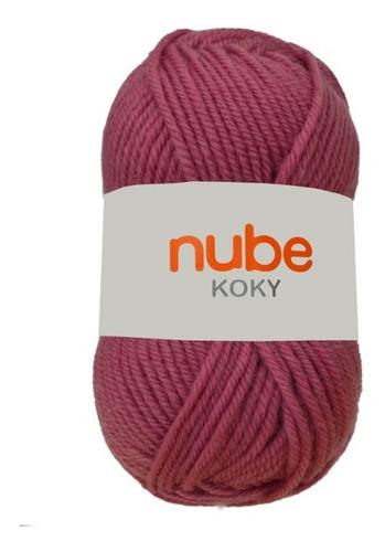 Hilado Nube Koky X 10 Ovillos - 1kg Por Color