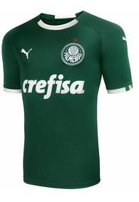 Camiseta Infantil Do Palmeiras 2019 (personalisada)