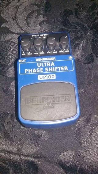 Pedal Behringer Phaser Ultra Phase Shifter Up100