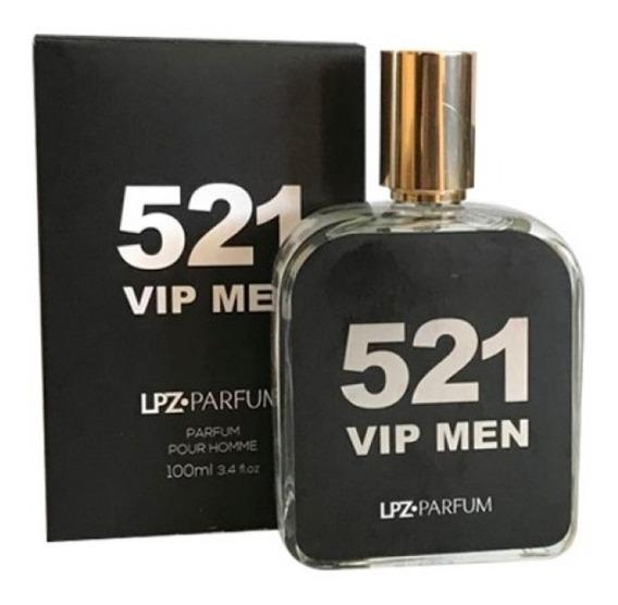 Perfume 521 Vip Men Lpz Parfum Bortoletto 100ml - Inspiração